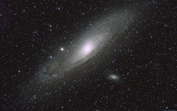 M31 (Galaxie d'Andromède)